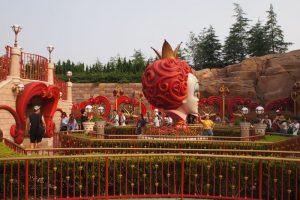 P9185867 300x200 - Un día en Disneyland Shanghái con bebé