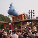 desfile disneyland shanghai