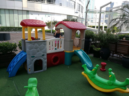 Fraser Residence, un hotel child friendly en Shanghái
