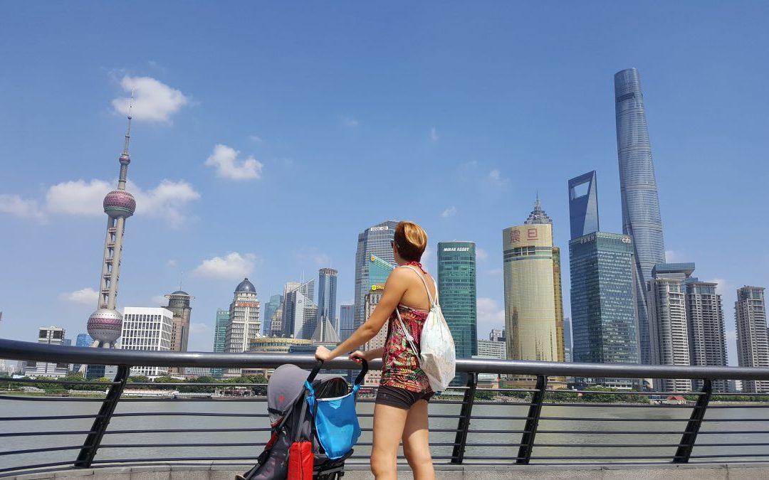 Shanghái en un día con niños: ¿Qué hacer?