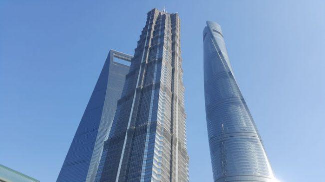 rascacielos pudong