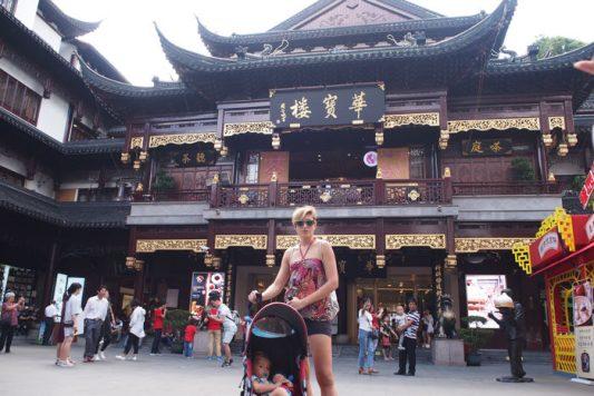 casco antiguo shanghái