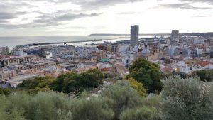 Vista alicante 300x169 - ¿Visitar en verano Alicante es buena idea?