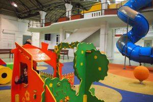 P4109005 300x200 - Pamplona con niños y lluvia... ¡Descubre este parque cubierto!
