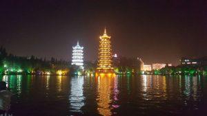 guilin con niños 3 300x169 - Descubriendo Guilin y el río Li con bebé