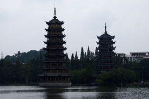 guilin con niños25 300x200 - Descubriendo Guilin y el río Li con bebé