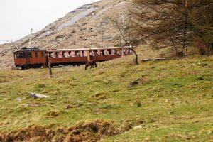 la rhune tren ninos11 300x200 - ¿Te subes al Tren de La Rhune hasta la cima de Larrún?