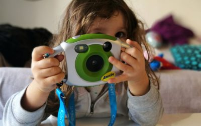 Tecnología fotográfica en viajes con niños, ¿Cual elegir?