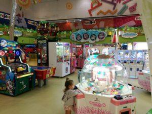 hongkong centro comercial 2 300x225 - Hong Kong con niños y sus 10 imprescindibles