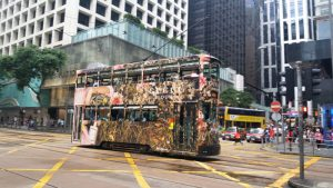hongkong tranvia 300x169 - Hong Kong con niños y sus 10 imprescindibles