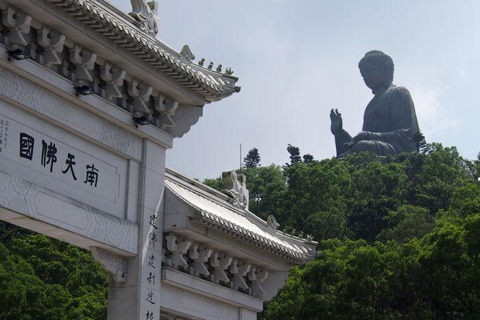 Gran Buda de la isla de Lantau