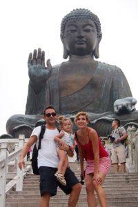 tian tan gran buda 24 200x300 - ¡Subimos al Gran Buda de la isla de Lantau!