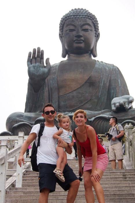 tian tan gran buda 24 - ¡Subimos al Gran Buda de la isla de Lantau!