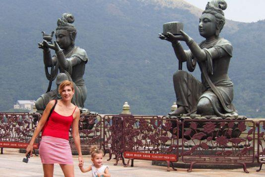 tian tan gran buda 26 534x356 - ¡Subimos al Gran Buda de la isla de Lantau!