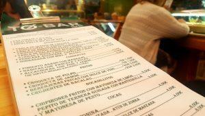 to bar tapas 300x169 - Top 5 Restaurantes en Alicante que debes de conocer