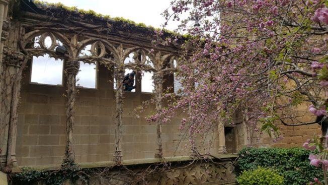 visita castillo olite