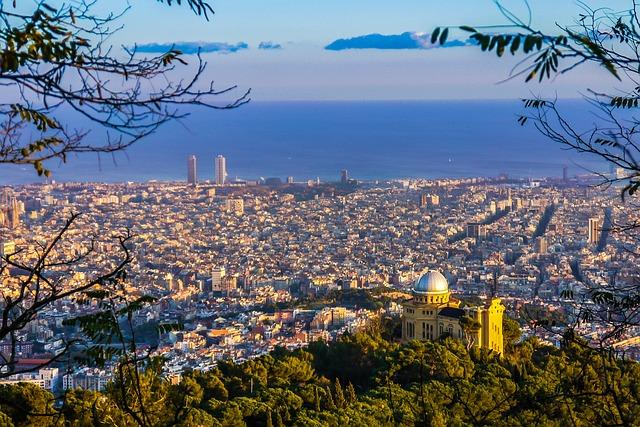 mejores alojamientos en Barcelona con niños