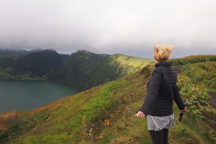 Adiós a las Azores, pero hay que volver a Sao Miguel…