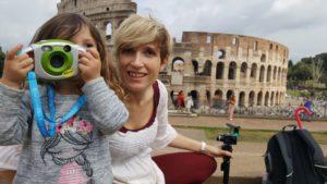 0.roma niños 300x169 - ¿Cómo inmortalizar los mejores momentos viajeros?