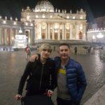 Tour gratis al Vaticano por la noche