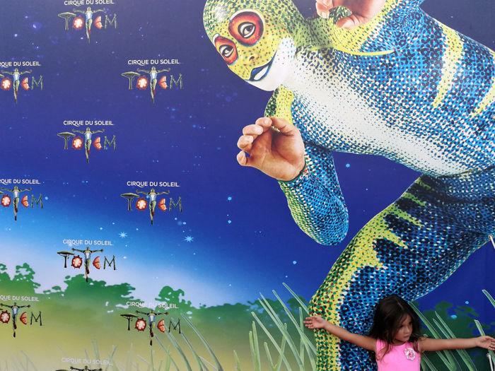 ¿Visitar el Circo del Sol con bebés o niños pequeños?