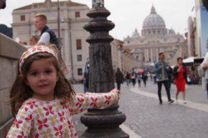 roma niños 15 300x200 - ¿Visitar Roma con bebés o niños? ¿Y embarazada?