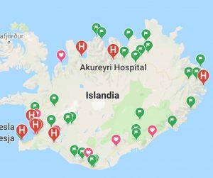 mapa lugares islandia 300x251 - Rumbo Islandia con amigos, un bebé y una embarazada
