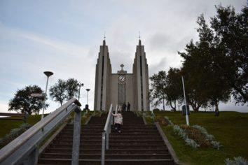 akureyri iglesia