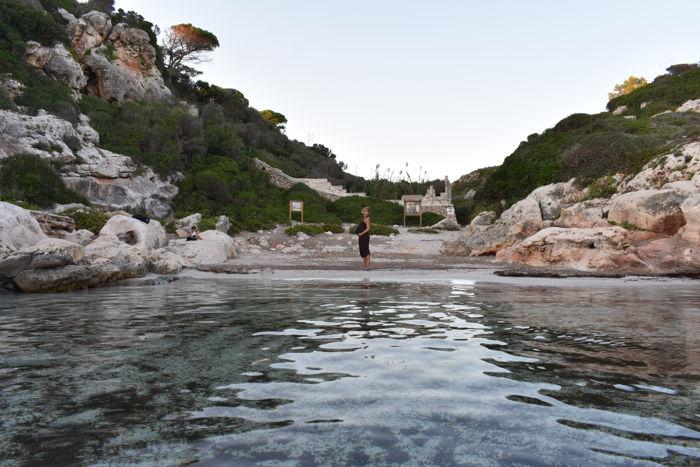 benidali visitar Menorca con niños