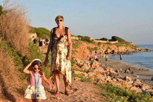 binigaus visitar Menorca con niños