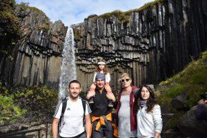 cascada de svartifoss 300x200 - Road trip por Islandia en 7 días con niños