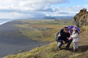 dyrholaey 300x200 - Sur de Islandia accesible para embarazadas, niños o bebés