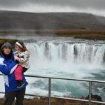 godafoss 150x150 - Norte de islandia accesible para ir con niños, bebés o embarazada