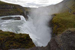gullfoss 2 300x200 - Sur de Islandia accesible para embarazadas, niños o bebés