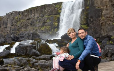 oxararfoss 400x250 - Viajando con Chupetes, un Blog de padres viajeros