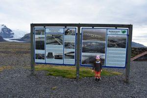parque skaftafell 2 300x200 - Sur de Islandia accesible para embarazadas, niños o bebés
