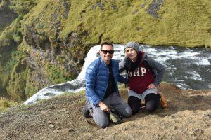 skogafoss 4 300x200 - Sur de Islandia accesible para embarazadas, niños o bebés