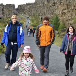 thingvellir2 150x150 - Sur de Islandia accesible para embarazadas, niños o bebés