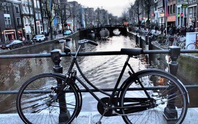 Viajar a Ámsterdam en invierno con niños