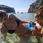 cala en porter 3 150x150 - Menorca con niños o bebés, la guía para disfrutar en familia