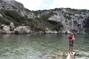 cales coves 2 300x200 - 5 Razones para visitar Menorca con niños