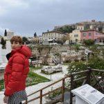 biblioteca adriano 150x150 - 12 imprescindibles en Atenas con niños