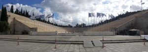 estadio panatenaico 300x107 - 12 imprescindibles en Atenas con niños