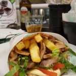gyros 150x150 - ¿Dónde comer en Atenas? Y la gastronomía griega