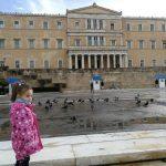 parlamento sintagma atenas 150x150 - 12 imprescindibles en Atenas con niños