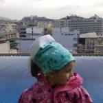 piscina athens mosaico 150x150 - 12 imprescindibles en Atenas con niños