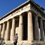 templo efestos 150x150 - 12 imprescindibles en Atenas con niños