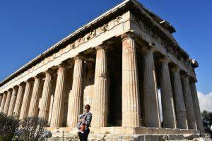 templo efestos 300x200 - 12 imprescindibles en Atenas con niños