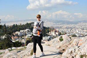 vistas colina areopago atenas 300x200 - 12 imprescindibles en Atenas con niños