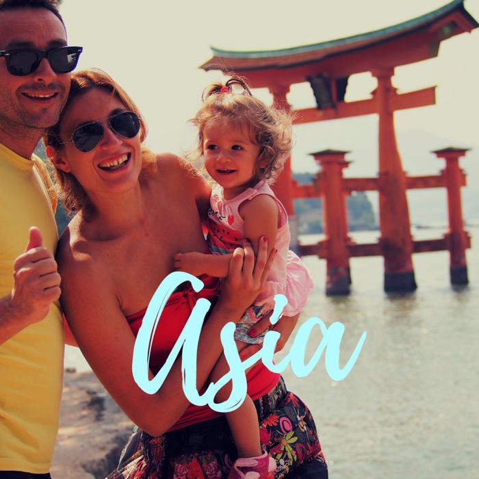 ASIA - Blog de padres viajeros